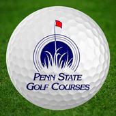 Penn State Golf Courses icon