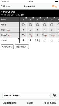 Golden Eagle Golf Club screenshot 3