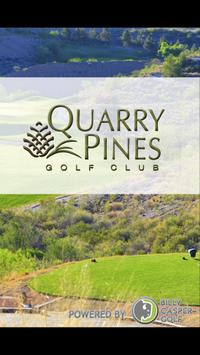 Quarry Pines Golf Club poster