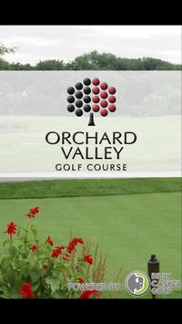 Orchard Valley Golf Course poster