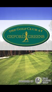 The Golf Club at Oxford Greens poster