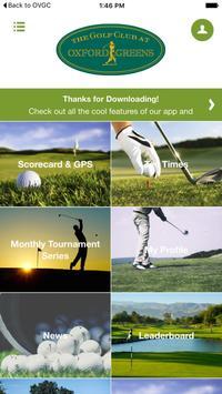 The Golf Club at Oxford Greens apk screenshot