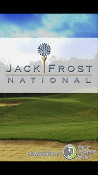 Jack Frost National Golf Club poster