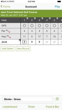 Jack Frost National Golf Club screenshot 2