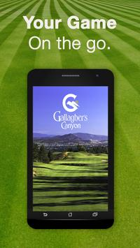 Gallagher's Canyon Golf & CC poster
