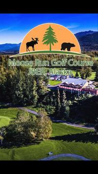 Moose Run Golf Course poster