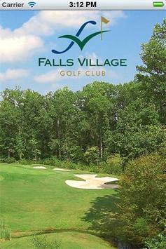 Falls Village Golf Club poster