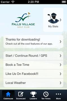 Falls Village Golf Club screenshot 1