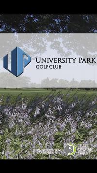 University Park Golf Club poster