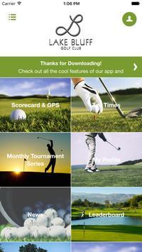 Lake Bluff Golf Club apk screenshot