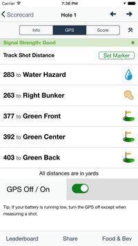 Jumeirah Golf apk screenshot