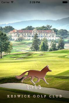 Keswick Hall and Golf Club poster