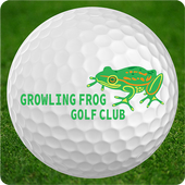 Growling Frog Golf Course icon