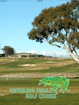 Growling Frog Golf Course screenshot 5