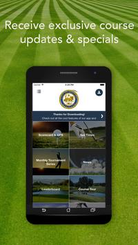 City of Houston Golf Courses apk screenshot