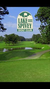 Lake Spivey Golf Club poster