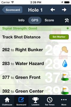 Lake Spivey Golf Club apk screenshot