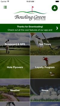Bowling Green Golf Club apk screenshot