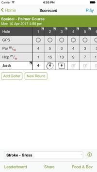 Oglebay Golf apk screenshot