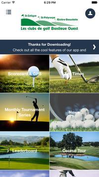 Golf Banlieue Ouest screenshot 1