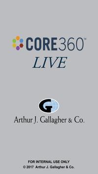 CORE360 LIVE poster