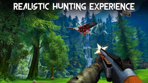 FPS Bird Hunter: Sniper Shooting Best Free Game apk screenshot