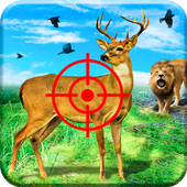 FPS Wild Hunter: Sniper Shooting Adventure icon