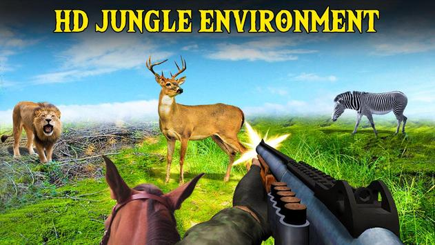 FPS Wild Hunter poster