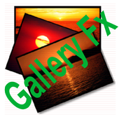 Gallery Fx icon