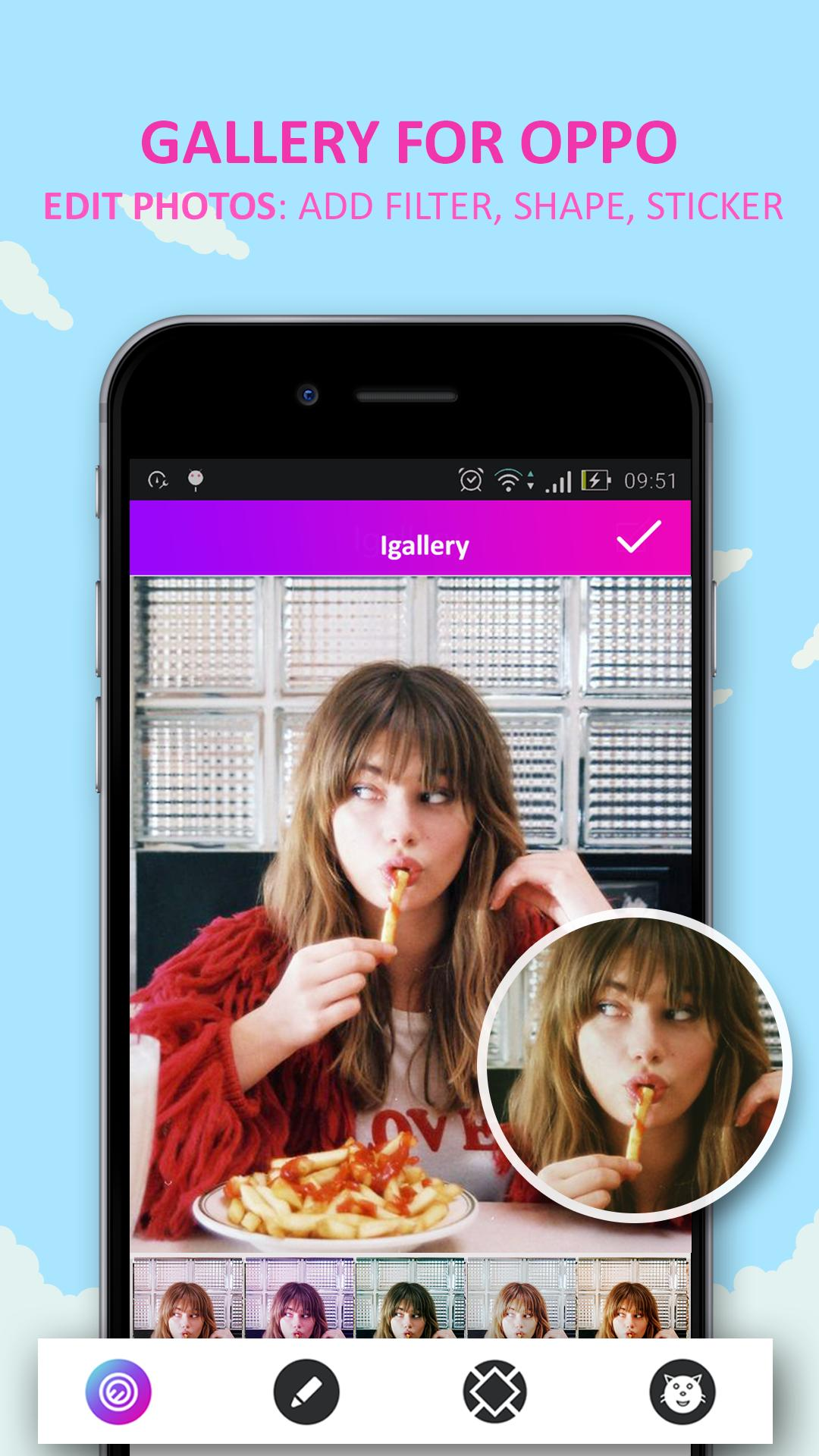 Gallery for Oppo for Android - APK Download