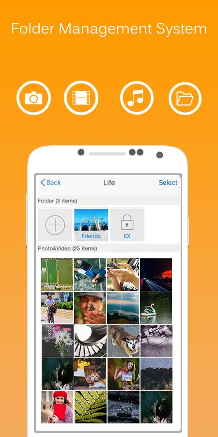 Gallery Vault Privacy App Lock With Face Unlock for Android - APK