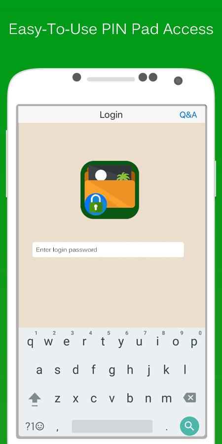 Gallery Vault Privacy App Lock With Face Unlock for Android