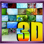 gallery 3D & HD ultra icon