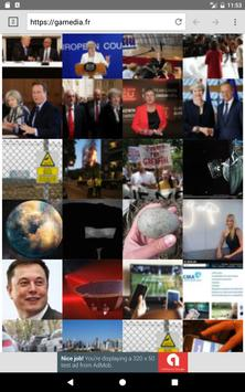 Wall of News : The today's world in pictures screenshot 4
