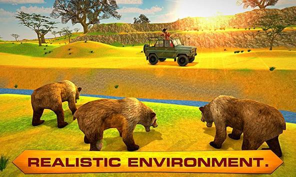 Bear Hunter poster