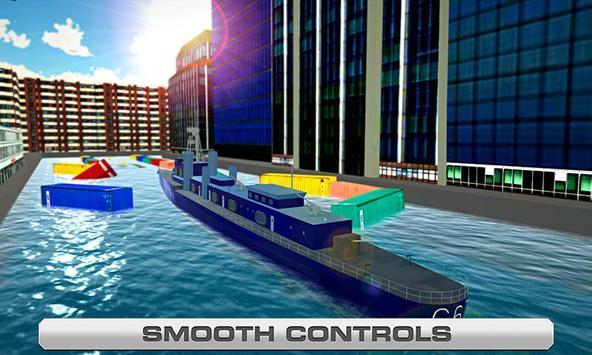Navy Ship Parking Simulator poster