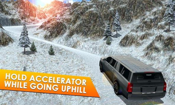 Offroad Escalade Driving Rush apk screenshot