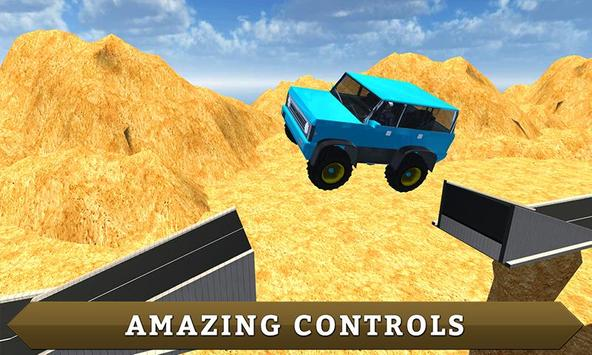 Offroad 4X4 Mountain Jeep Sim apk screenshot
