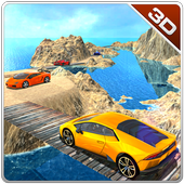 Offroad Sports Car Simulator icon