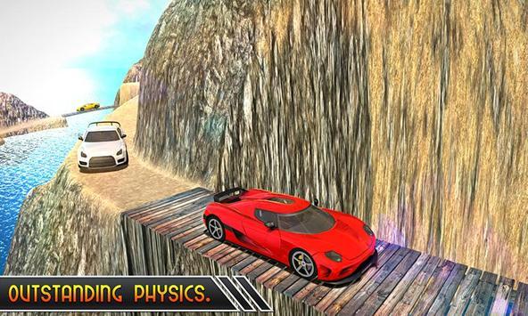 Offroad Sports Car Simulator poster