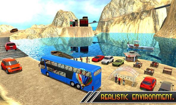 Offroad Public Transport Bus apk screenshot