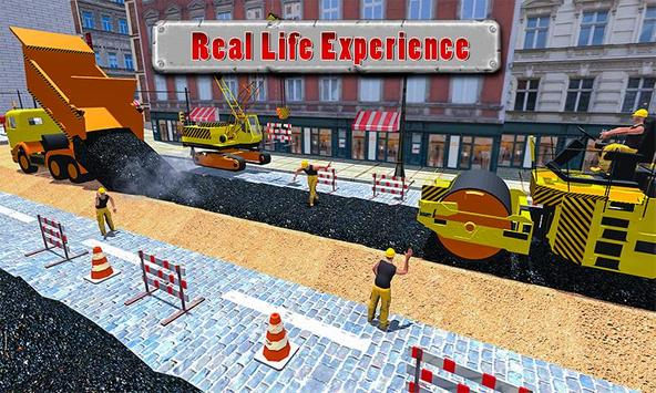 Railroad Construction Site Game: Build Train Track for Android - APK