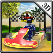 Beach Kart - Stunt Buggy Rider icon
