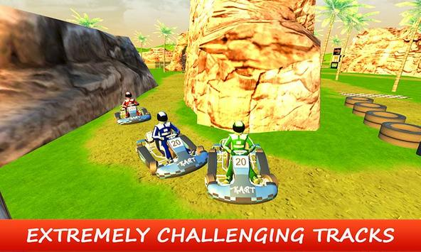 Beach Kart - Stunt Buggy Rider screenshot 5