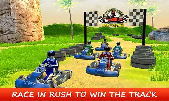 Beach Kart - Stunt Buggy Rider screenshot 1