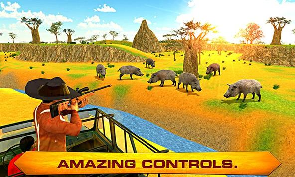 Boar Hunter – 3D Sharp Shooter apk screenshot