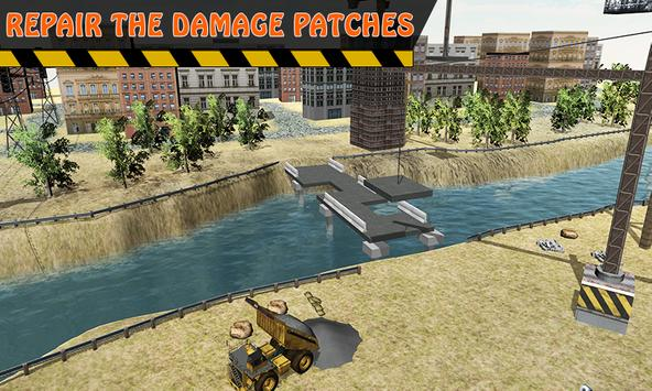 Bridge Construction Simulator screenshot 1