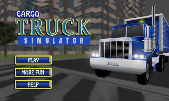Cargo Transport Truck Carrier screenshot 2