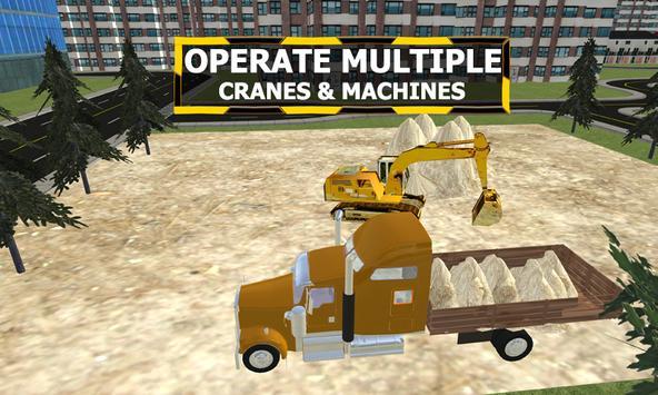 City Construction Transporter apk screenshot