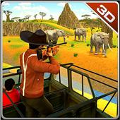 Elephant Hunter – Angry hunt icon